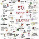 RELAJARSE DE 50 FORMAS DISTINTAS